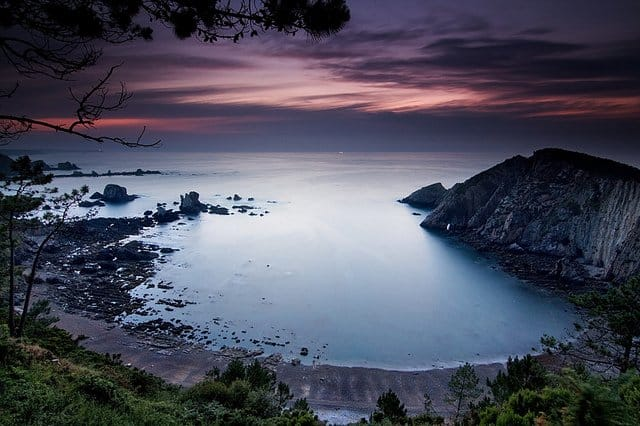 Playa Del Silencio, Asturias - most beautiful beaches in Spain on GlobalGrasshopper.com