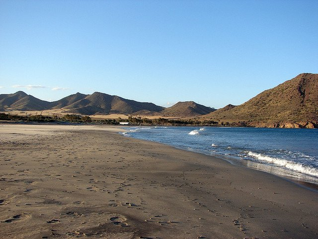 Playa de los Genovese - most beautiful beaches in Spain on GlobalGrasshopper.com