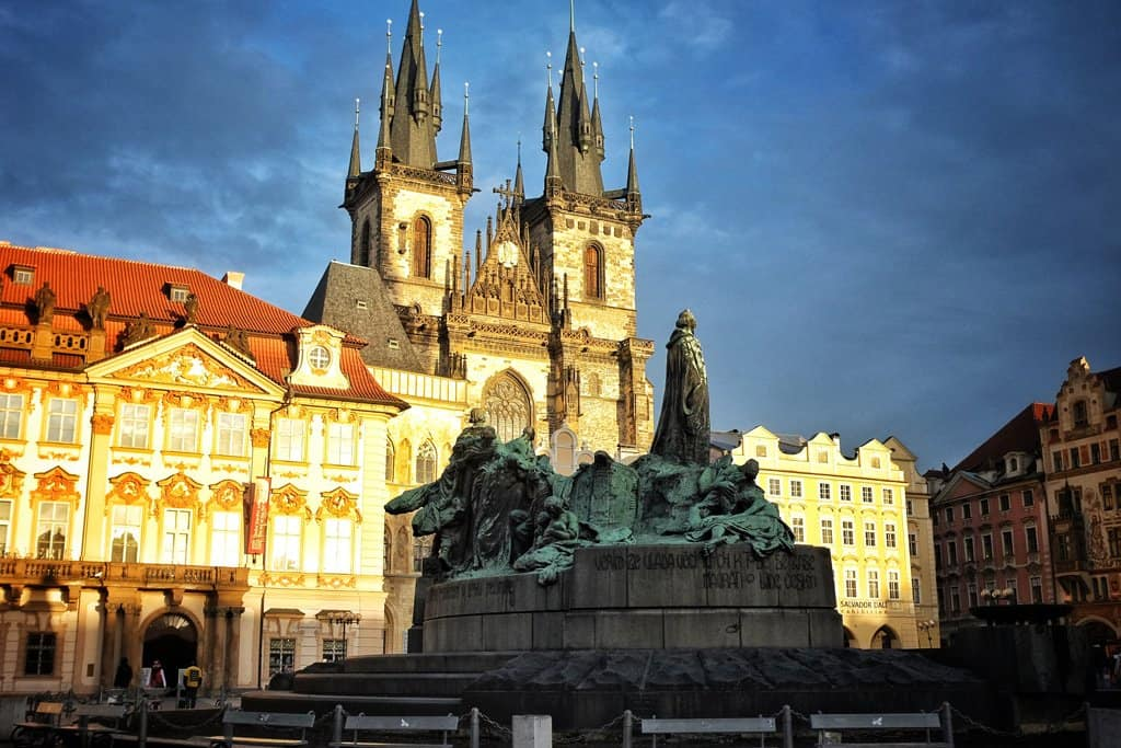 In BIG pictures: beautiful Prague, Czech Republic Global Grasshopper