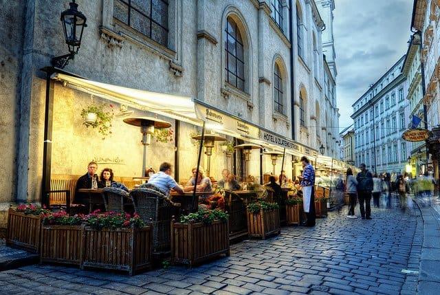 Prague restaurants - Guide to Prague on GlobalGrasshopper.com