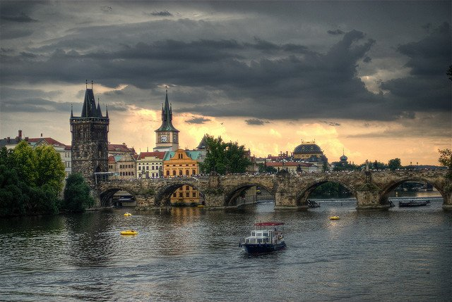 Prague - Prague Cityscape on GlobalGrasshopper.com