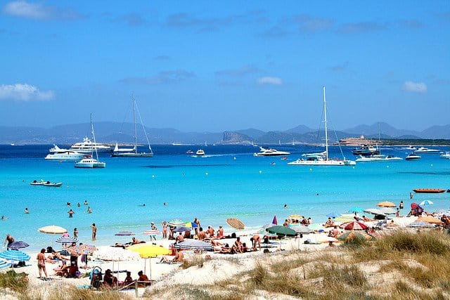 Ses Illetes Formentera - best beaches in Spain on GlobalGrasshopper.com