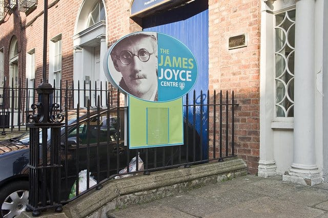 The James Joyce Centre Dublin on GlobalGrasshopper.com