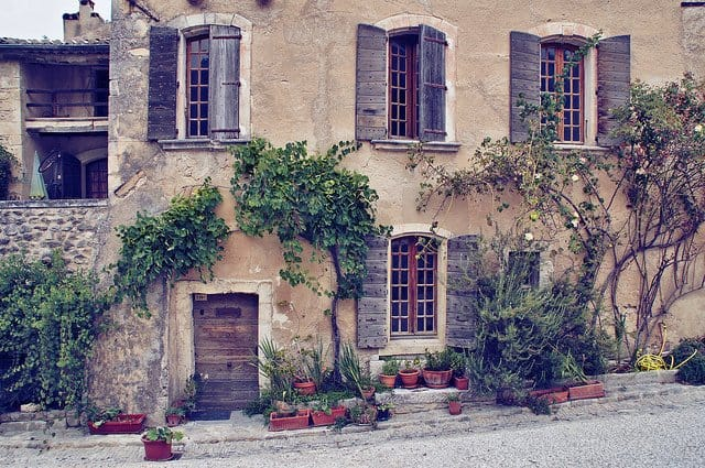 The Luberon Provence France - Rustic Holidays Europe on GlobalGrasshopper.com