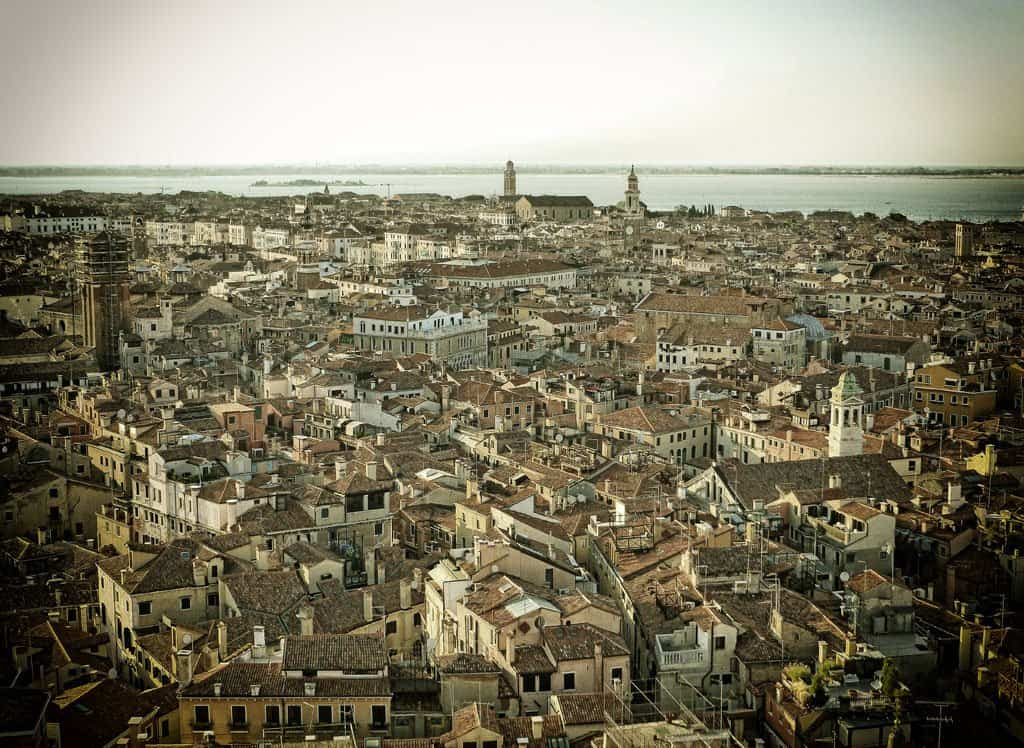 View of Venice - What to see and do in Venice on GlobalGrasshopper.com
