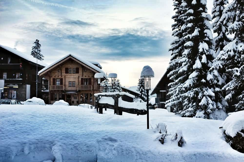 Beautiful places to ski in Europe
