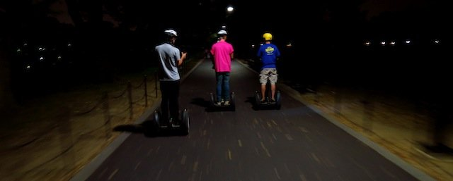 Washington Segway