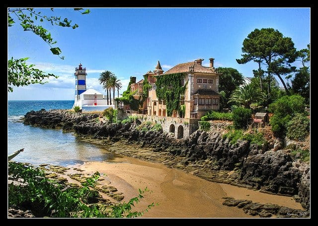 Cascais - most beautiful places to visit in Portugal
