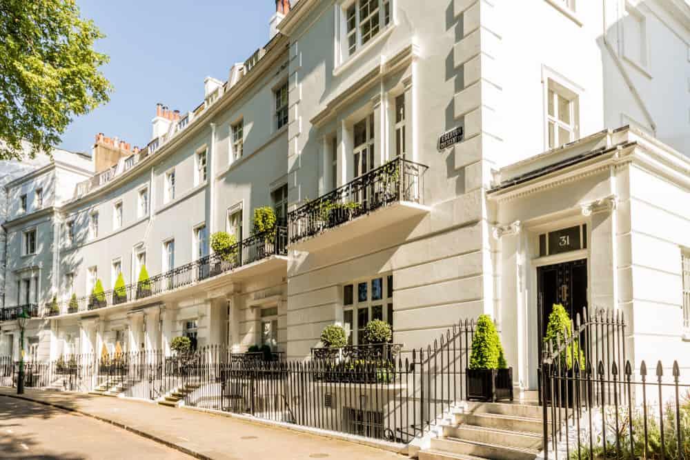 Belgravia - best areas in London