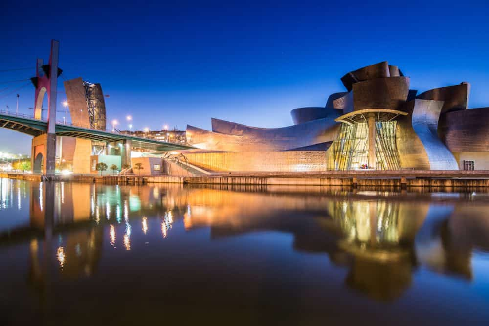 Bilbao City Spain