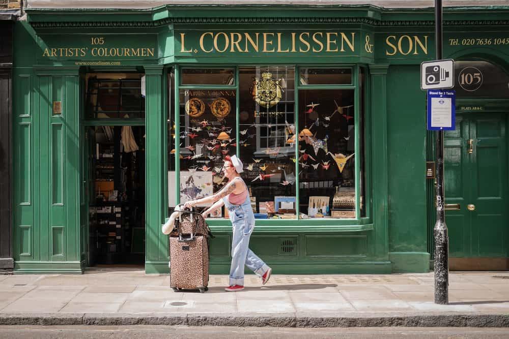 Bloomsbury Shop London