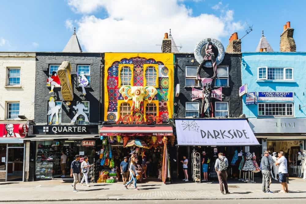 Camden- London coolest neigbourhood