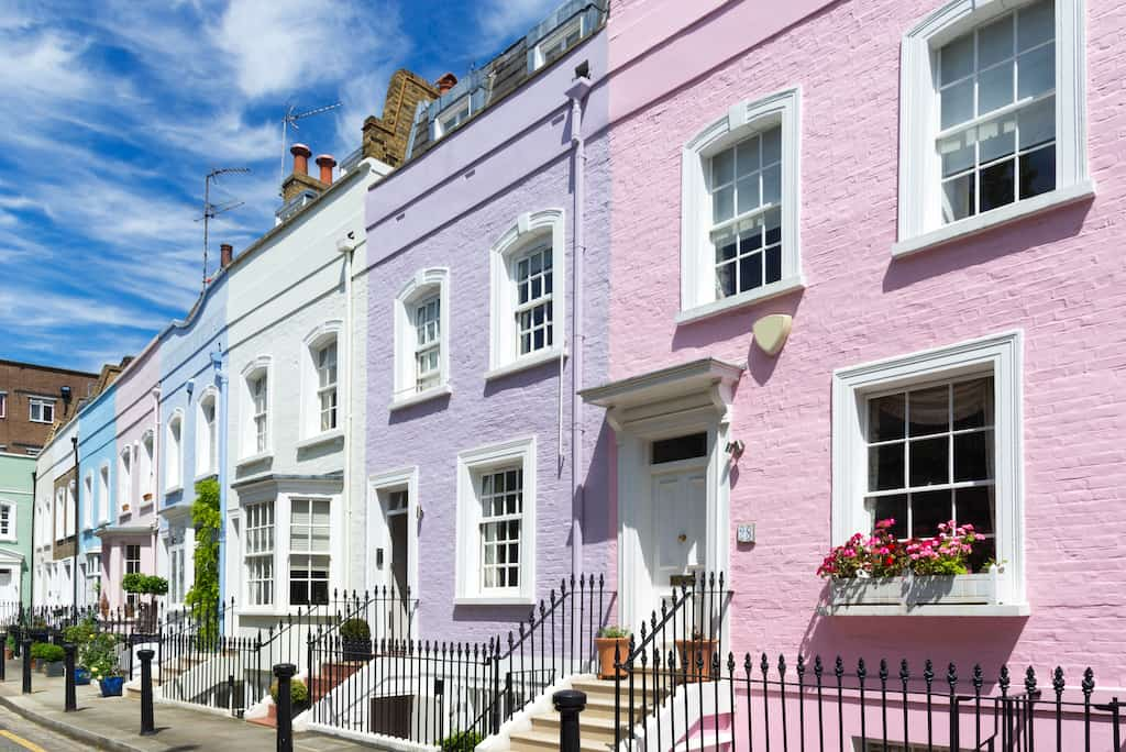 Chelsea neighbourhood London