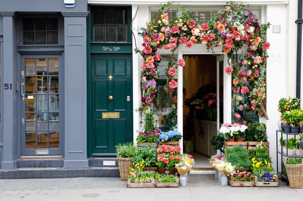 Pretty Chelsea shop