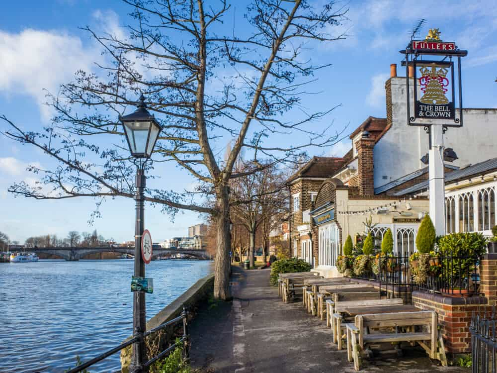Chiswick London