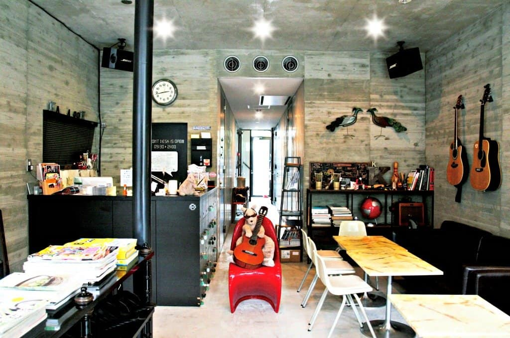 Top 12 cool and unusual hotels in Tokyo Global Grasshopper