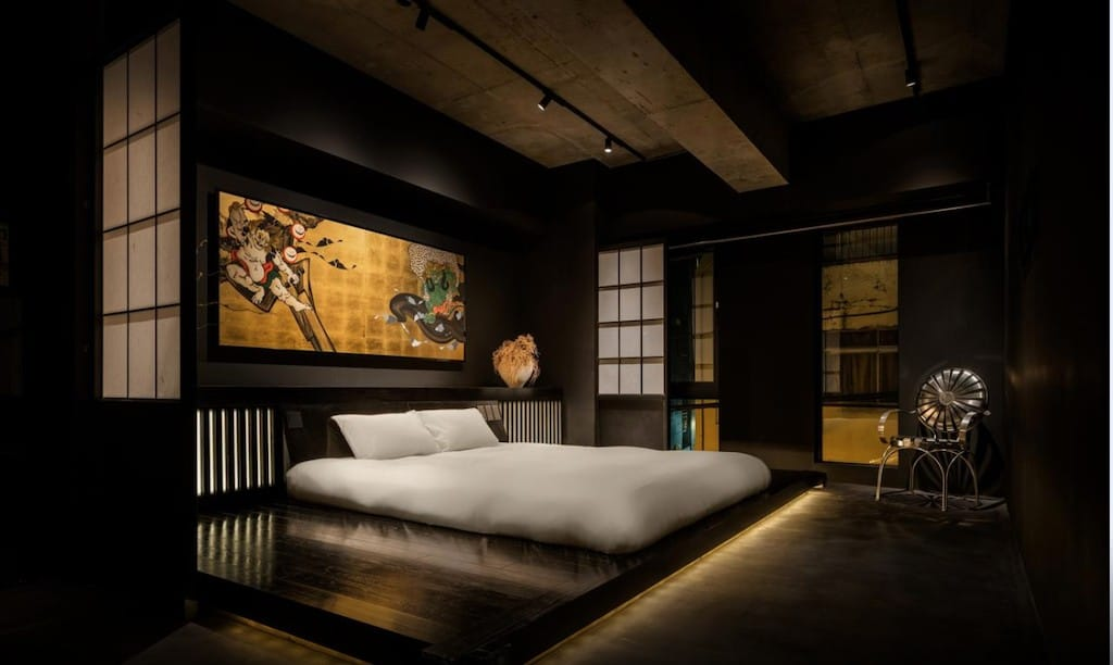 Top 20 Cool And Unusual Hotels In Tokyo 2021 Boutique Travel Blog