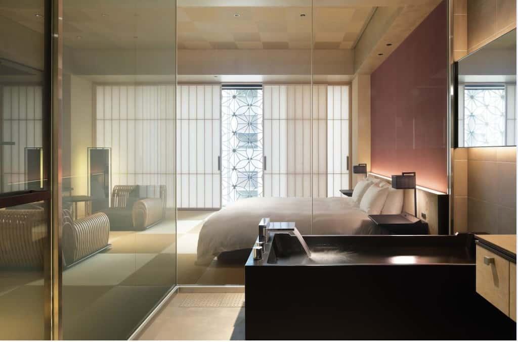 Design hotel in Tokyo