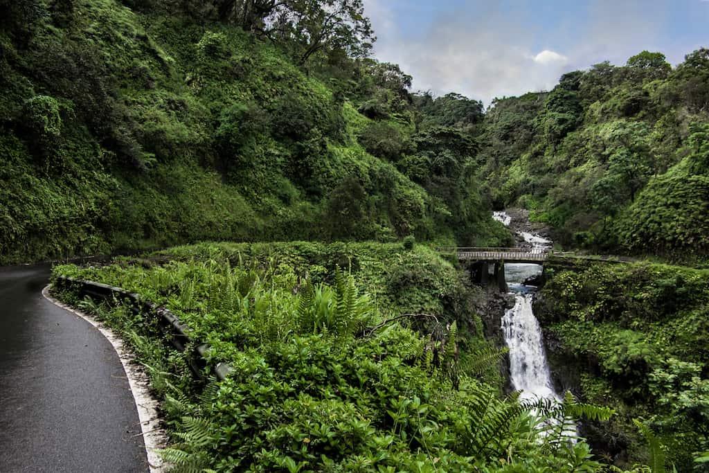 Hana coast Hawaii