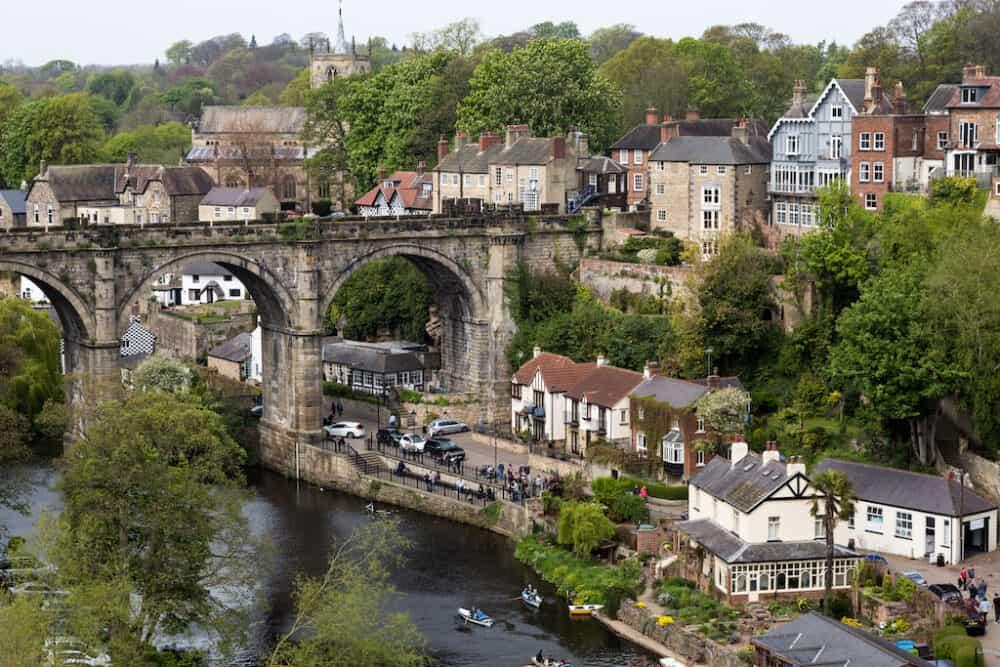 Beautiful Harrogate North England