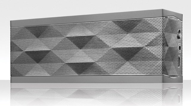 Jawbone Jambox travel speaker on GlobalGrasshopper.com