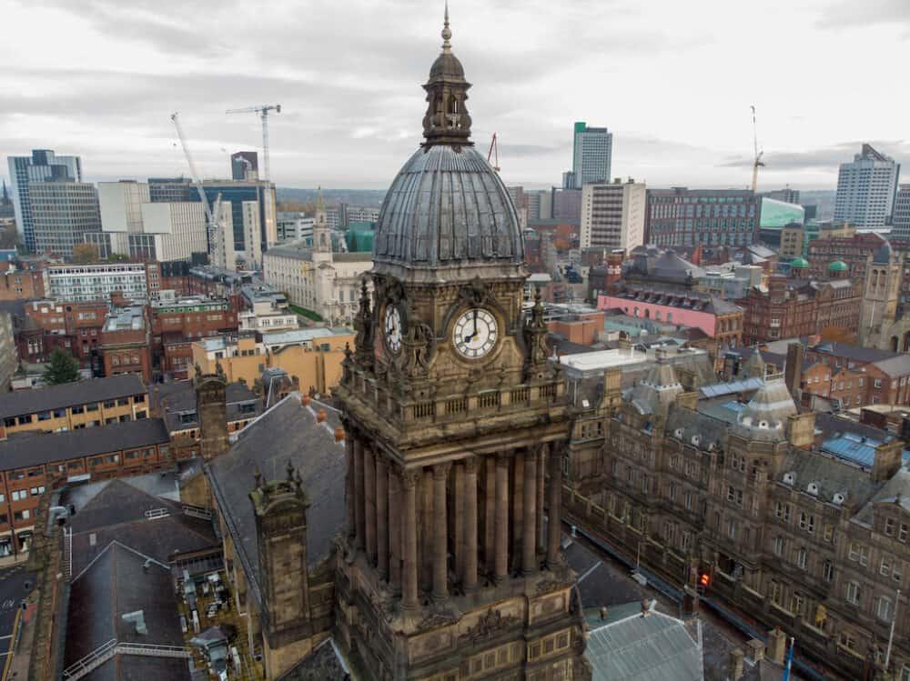 Leeds - great cities in Northern England