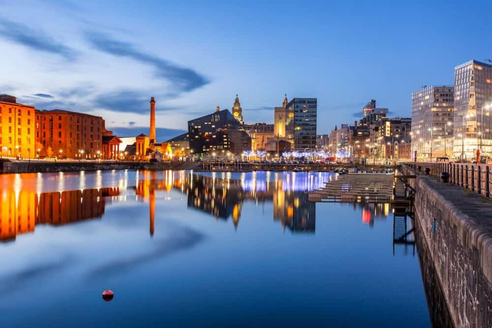 Liverpool Northern England