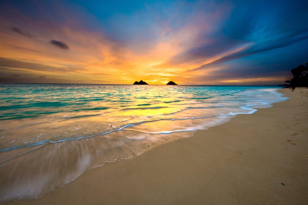 Mokuleia Beach Hawaii