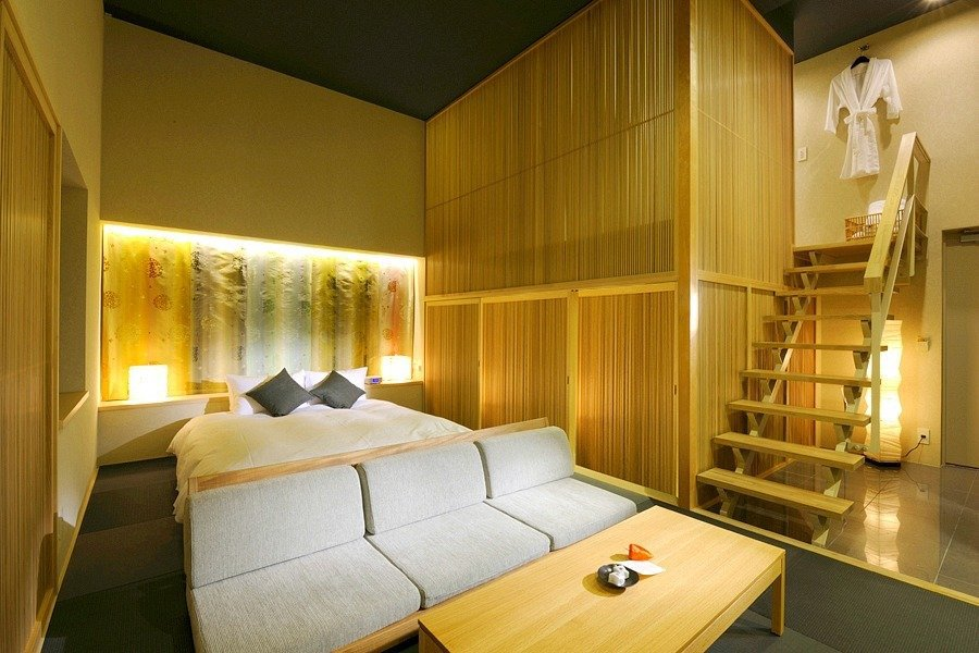 An exquisite and unique apartment hotel in Tokyo