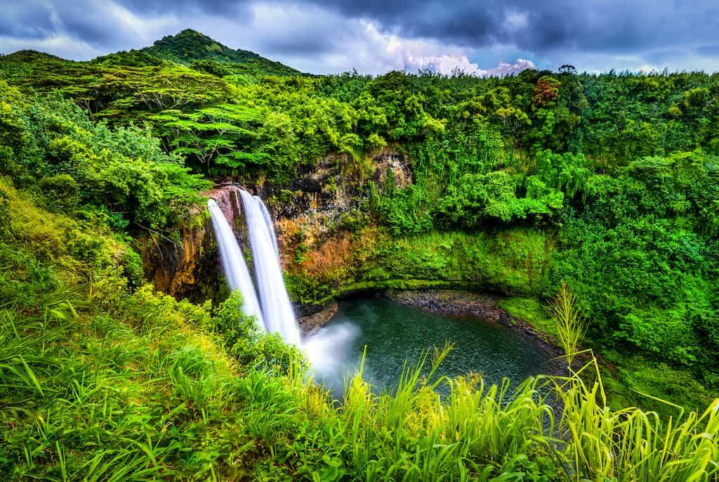 Wailua Falls Hawaii