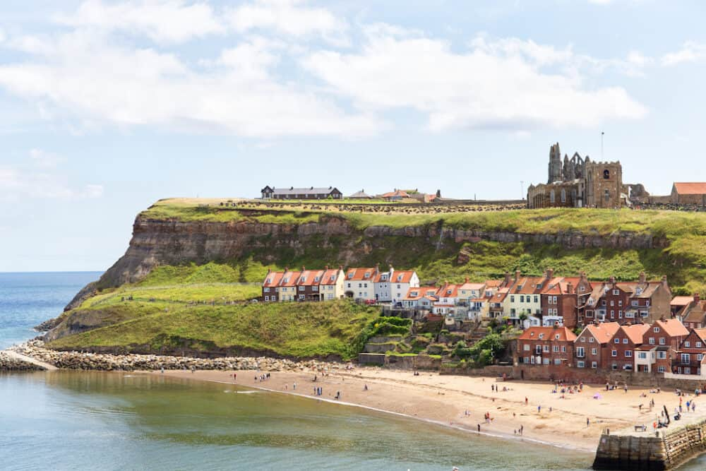 Whitby - best places to visit in Northern England