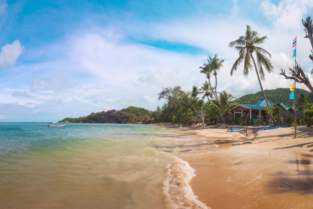 Koh Pha Ngan island