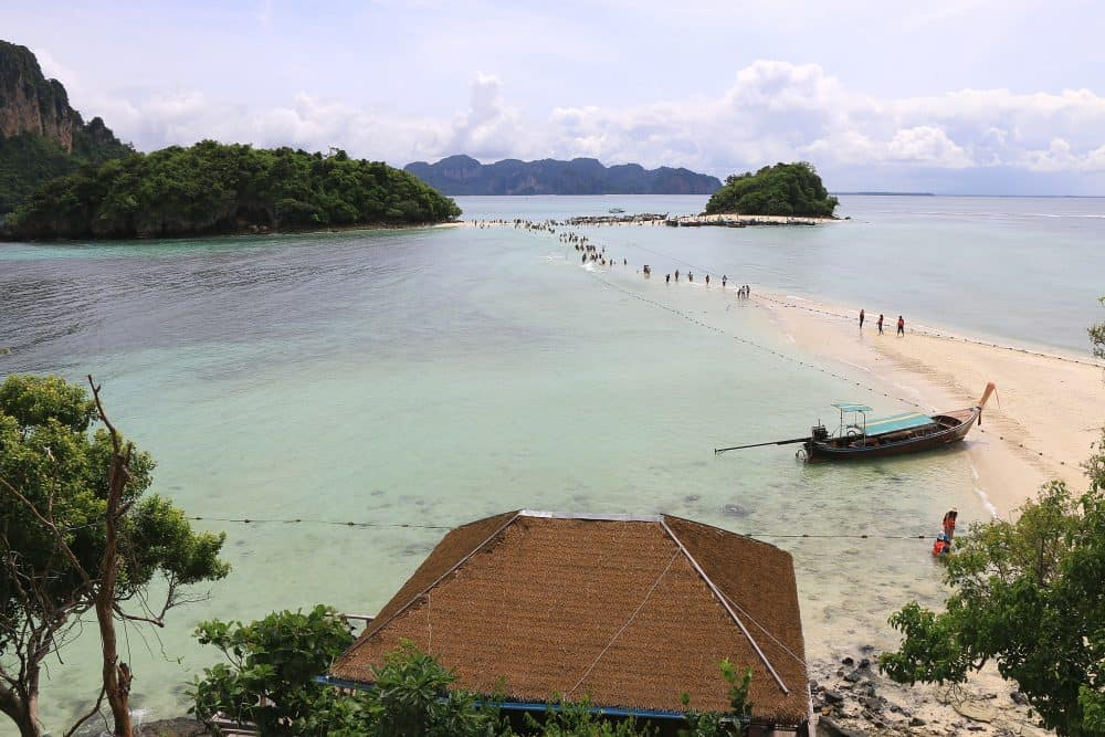 Koh Tup - pretty islands in Thailand