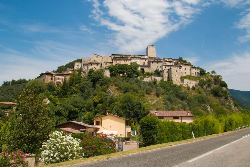 Arrone Umbria