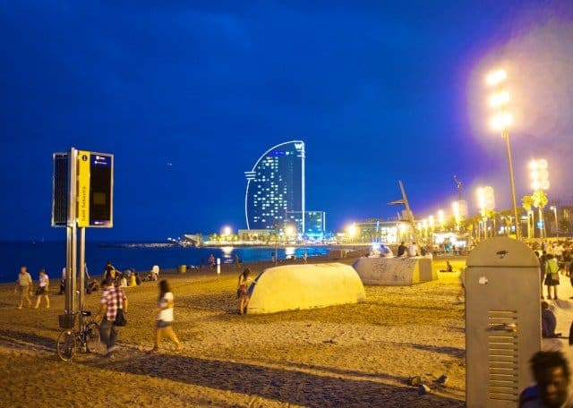 Barcelona Beachfront on GlobalGrasshopper.com