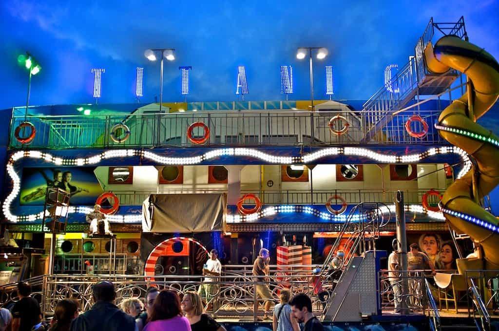Barcelona Fun Fair on GlobalGrasshopper.com