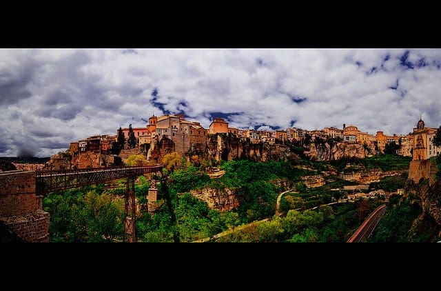 Cuenca - 10 of the most beautiful cities in Spain on GlobalGrasshopper.com