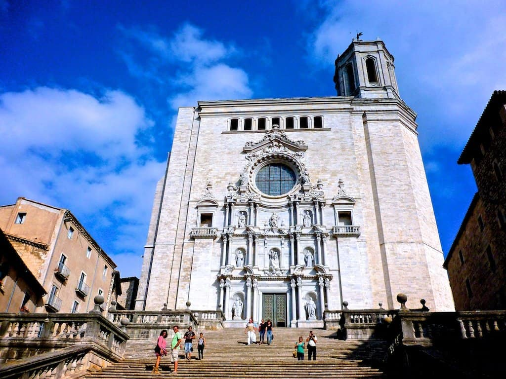 Girona Church on GlobalGrasshopper.com
