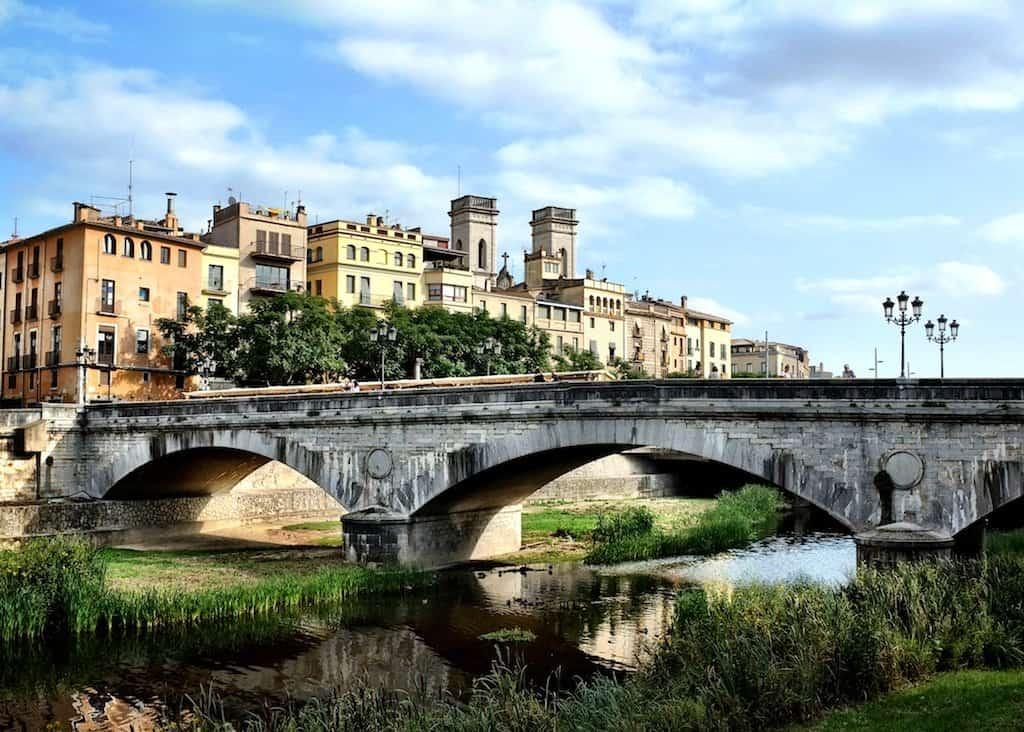 Girona River on GlobalGrasshopper.com