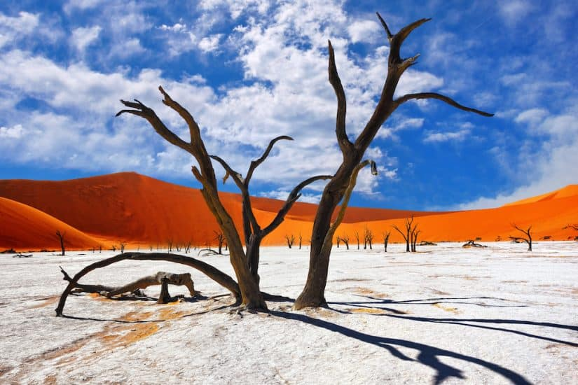 the world's most unusual landscapes