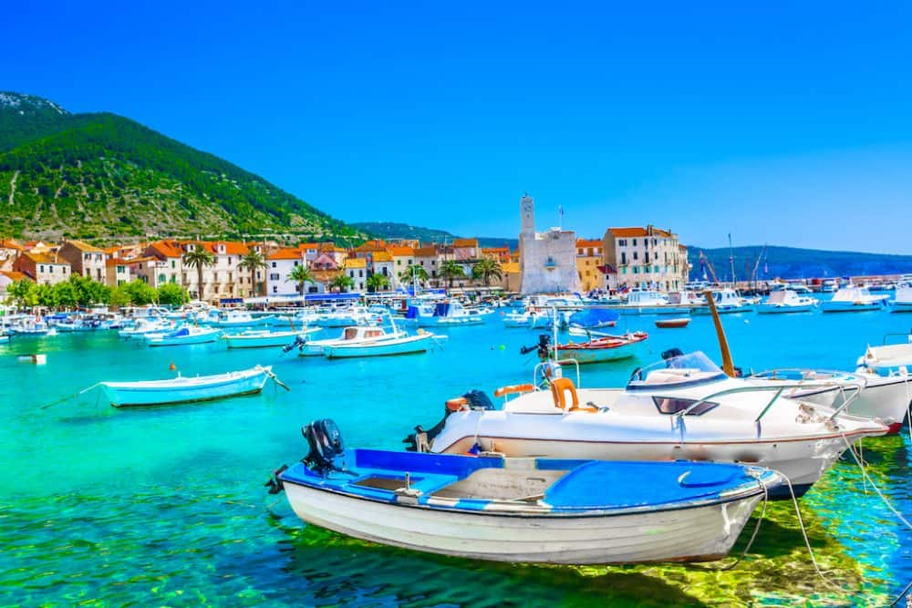 Vis Islands Croatia - pretty places to explore in Croatia