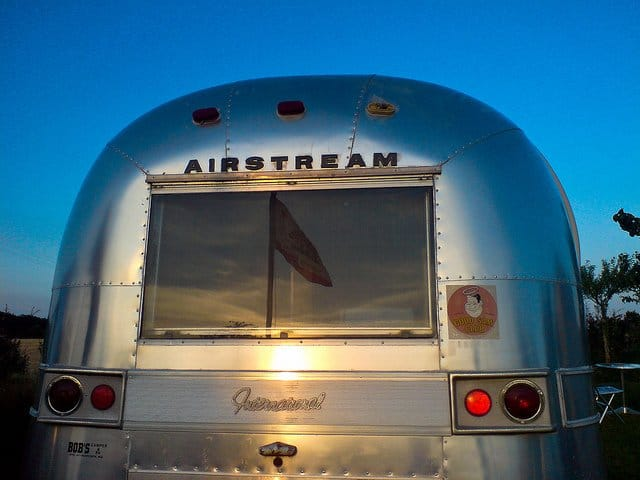 Airstream Europe - unusual camping on GlobalGrasshopper.com