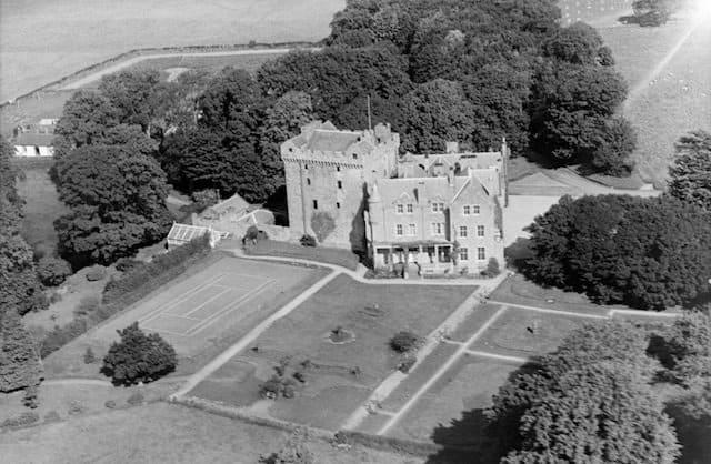 Comlongon Castle Scotland - where to go Halloween on GlobalGrasshopper.com