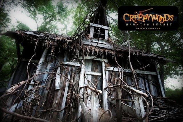 Creepywoods Marylands - Halloween events on GlobalGrasshopper.com