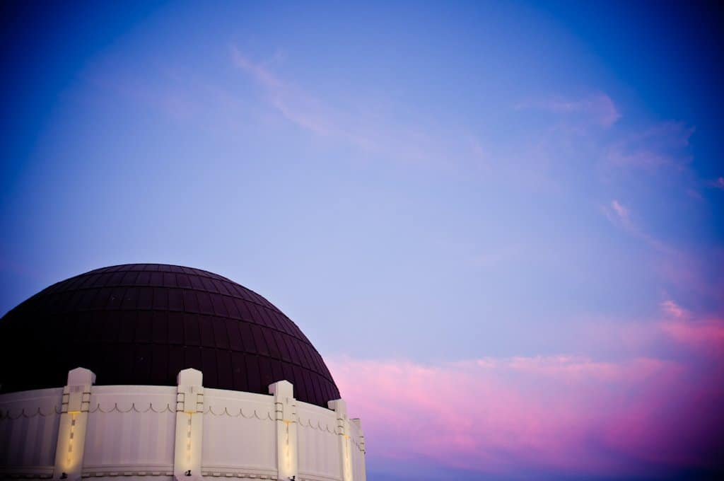 Griffith Observatory on GlobalGrasshopper.com