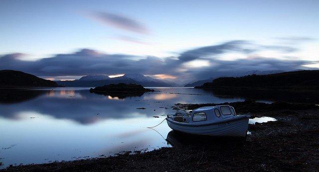 Isle of Skye Winter on GlobalGrasshopper.com