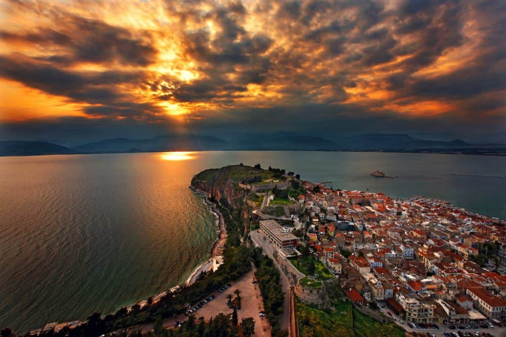 Nafplio - the most beautiful places to visit in Greece