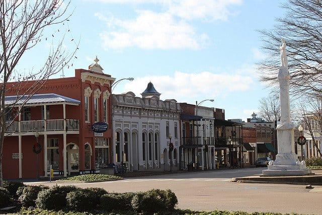 Oxford Mississippi on GlobalGrasshopper.com