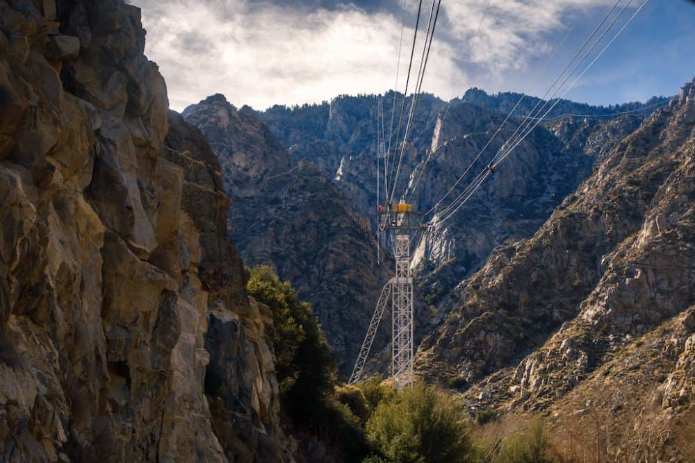 Palm Springs Tram ride