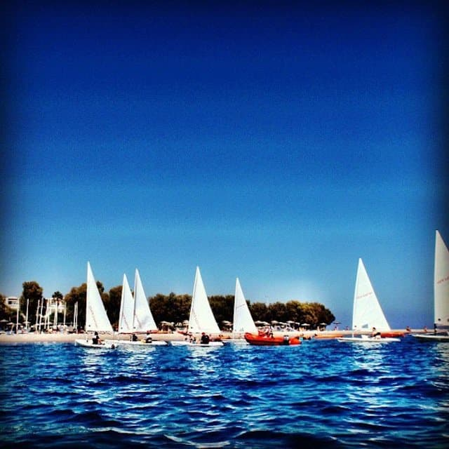 Sailing in Kos on GlobalGrasshopper.com